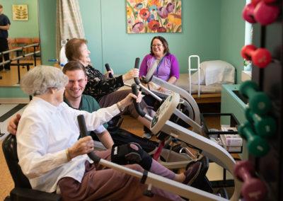 Personalized rehabilitaiton program